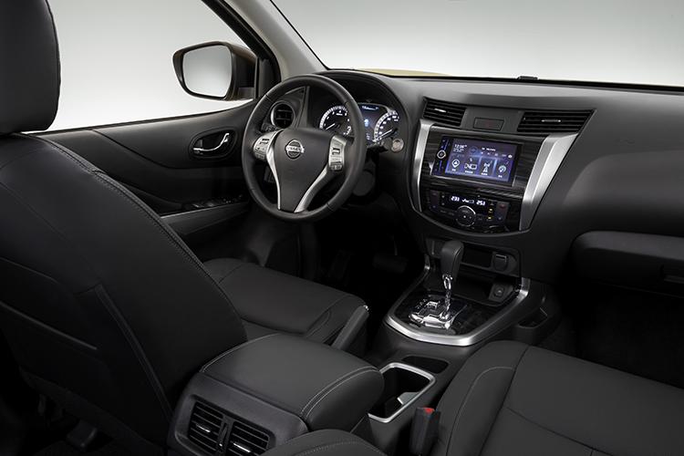 Nissan Pathfinder 2018 Interior >> 2019 Nissan Terra Frame-Based SUV Set for Spring Debut