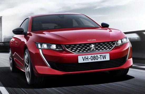 PEUGEOT 508 2202STYP 103 550x360 at 2019 Peugeot 508 Revealed with Refreshingly Radical Looks