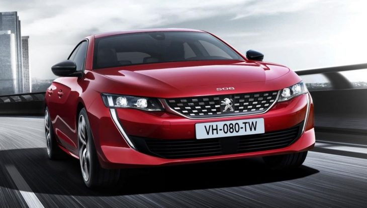 PEUGEOT 508 2202STYP 103 730x414 at 2019 Peugeot 508 Revealed with Refreshingly Radical Looks