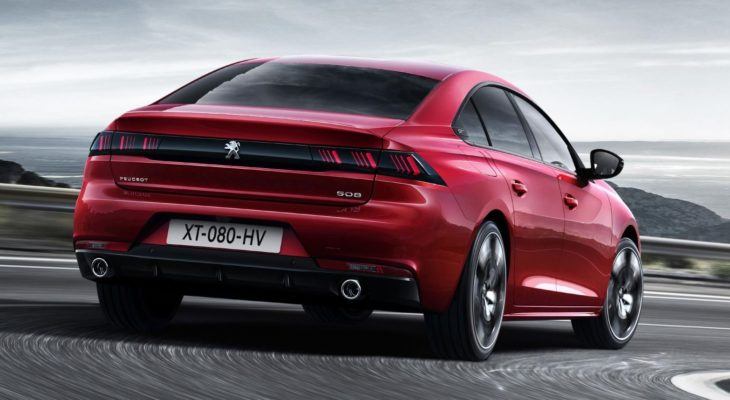 PEUGEOT 508 2202STYP 106 730x400 at 2019 Peugeot 508 Revealed with Refreshingly Radical Looks