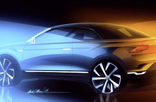 T Roc Cabriolet 550x360 at Volkswagen T Roc Cabriolet SUV Confirmed, Coming 2020