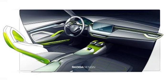 VISION X 1 at Geneva Preview: Skoda Vision X Concept