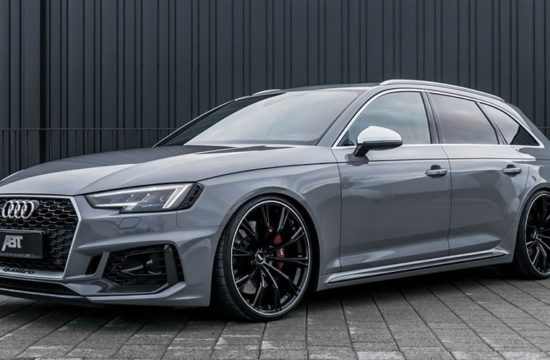 audi rs4 2018 abt sportsline 1 550x360 at 2018 ABT Audi RS4 Comes with 510 Horsepower