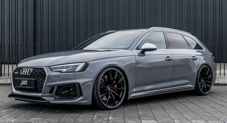 audi rs4 2018 abt sportsline 1 730x394 at 2018 ABT Audi RS4 Comes with 510 Horsepower