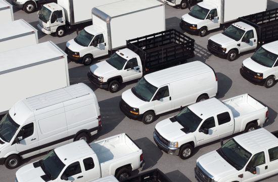 car fleet 550x360 at 4 Fleet Management Mistakes to Avoid at All Costs