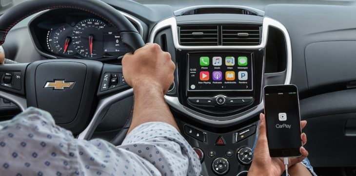chevrolet carplay 730x362 at Car Makers and Customer Support in the Modern Era