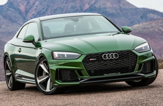 2018 Audi RS5 Coupe US 1 550x360 at 2018 Audi RS5 Coupe Priced Just Over $70K in U.S.