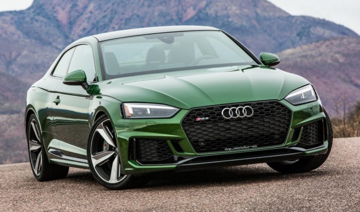 2018 Audi RS5 Coupe US 1 730x430 at 2018 Audi RS5 Coupe Priced Just Over $70K in U.S.