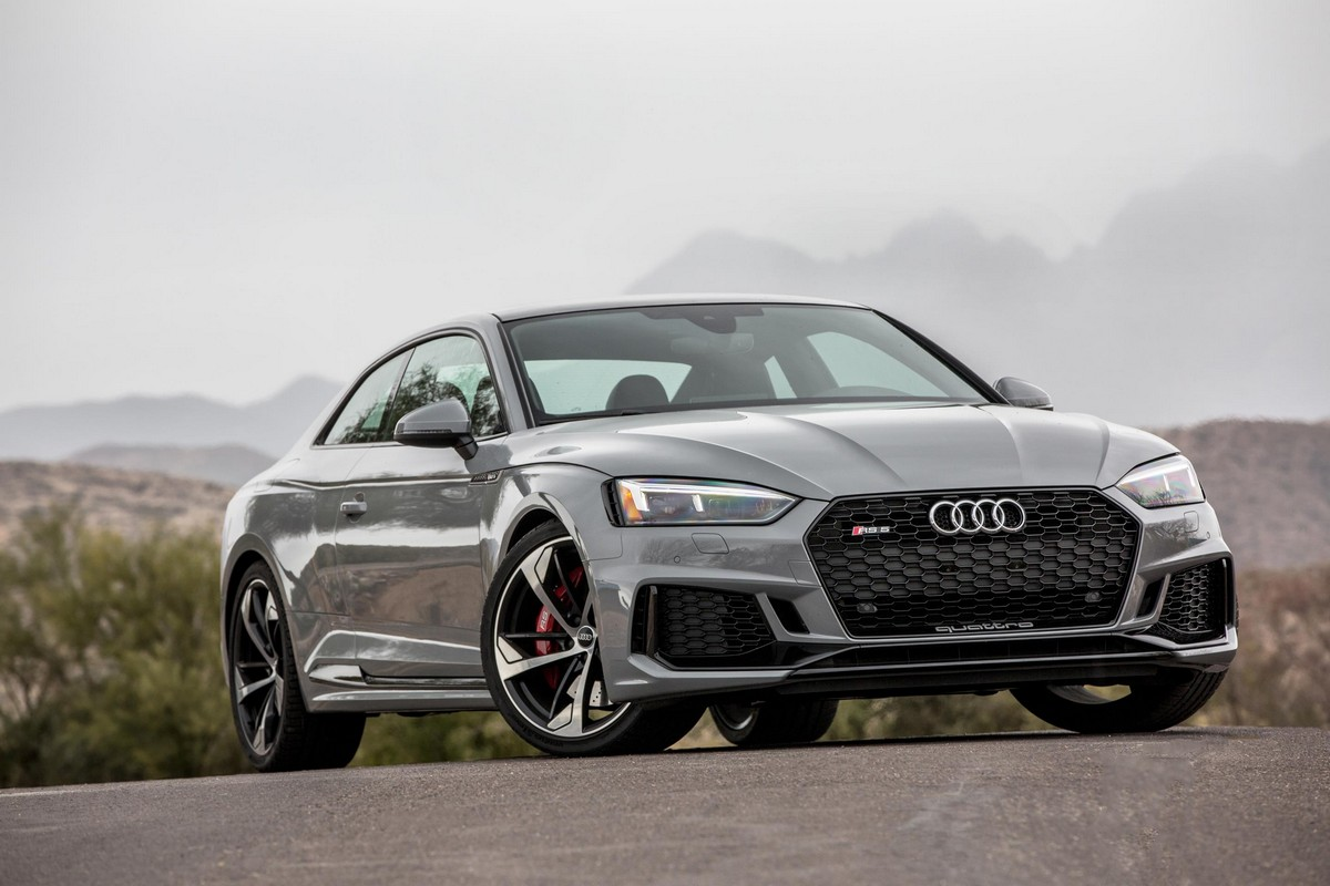 2018 Audi Rs5 Coupe Priced Just Over 70k In U S