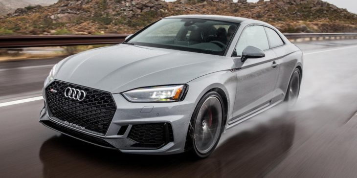 2018 Audi RS5 Coupe US 7 730x364 at 2018 Audi RS5 Coupe Priced Just Over $70K in U.S.