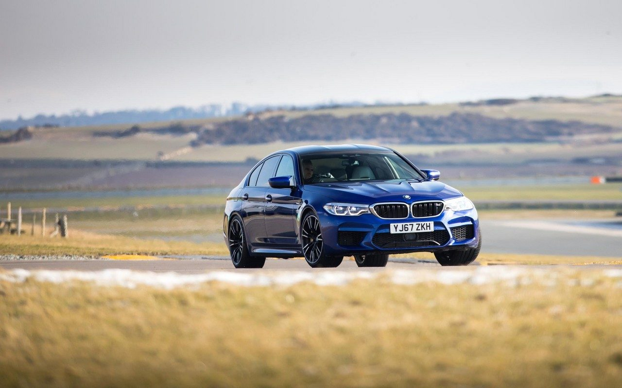 2018 Bmw M5 Priced From 163 89 645 In The Uk