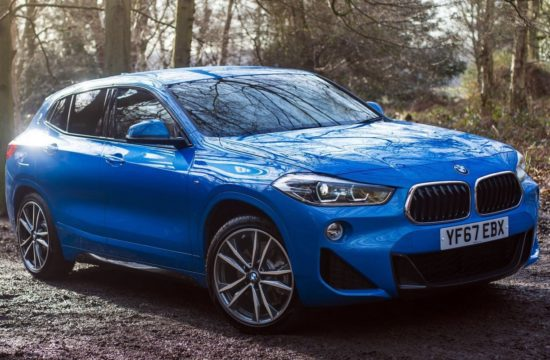 2018 BMW X2 uk 0 550x360 at 2018 BMW X2 Launches in UK   Priced form £33,980