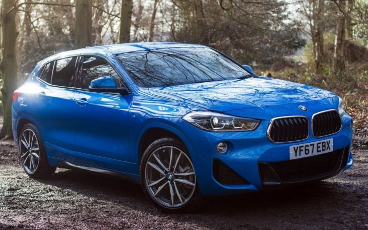 2018 BMW X2 uk 0 730x456 at 2018 BMW X2 Launches in UK   Priced form £33,980
