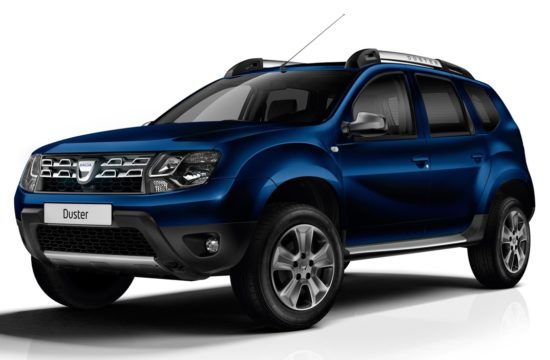 2018 Dacia Duster 1 550x360 at 2018 Dacia Duster Gets New Trim Levels in the UK
