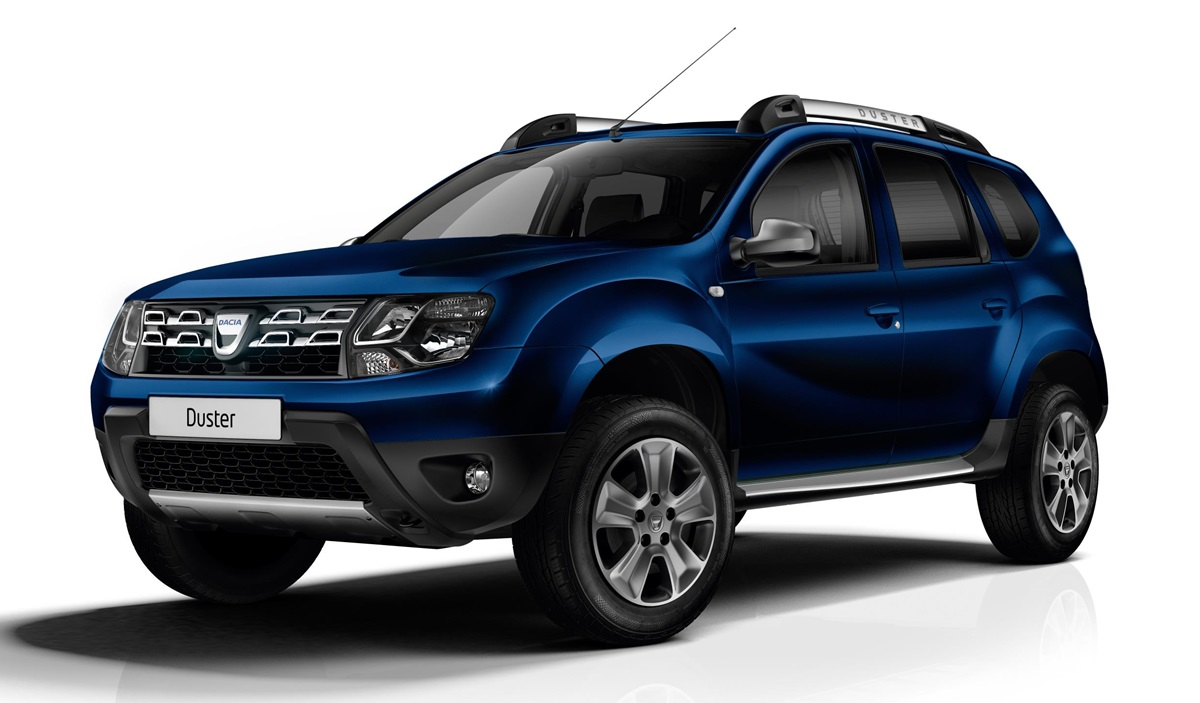 2018 dacia duster gets new trim levels in the uk. Black Bedroom Furniture Sets. Home Design Ideas