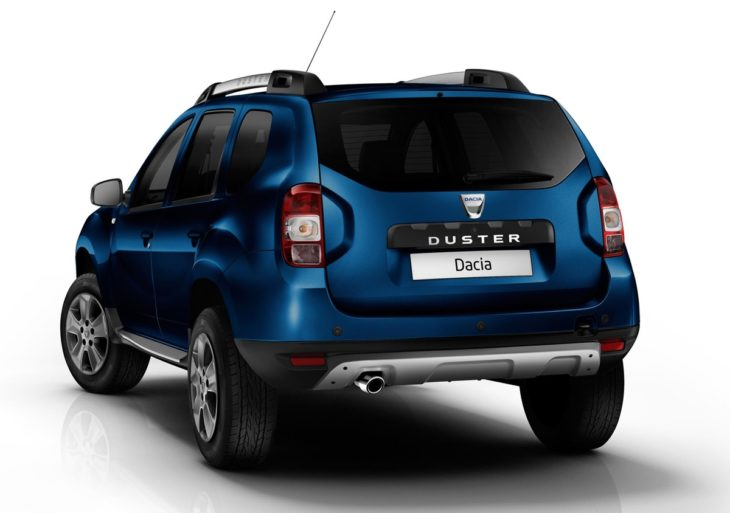 2018 Dacia Duster 2 730x513 at 2018 Dacia Duster Gets New Trim Levels in the UK