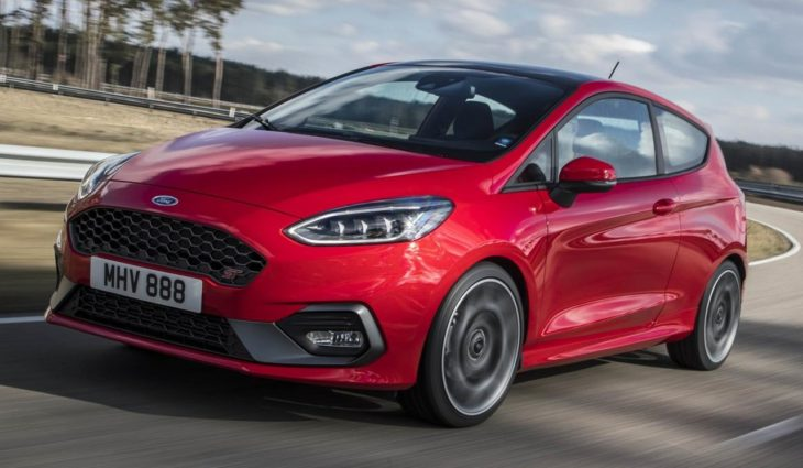 2018 Ford Fiesta ST 1 730x425 at 2018 Ford Fiesta ST Gains Mechanical LSD