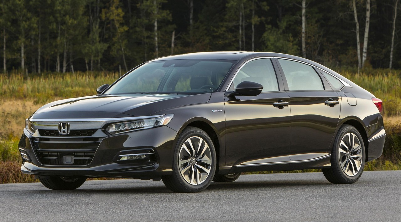 2018 honda accord hybrid pricing and specs for Honda accord 2018 price in usa