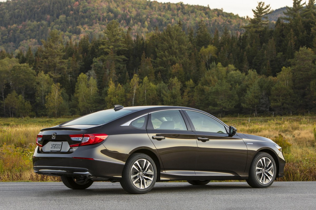 2018 honda accord hybrid pricing and specs for Honda accord price