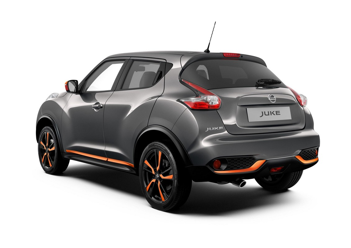 2018 nissan juke gets interesting upgrades. Black Bedroom Furniture Sets. Home Design Ideas
