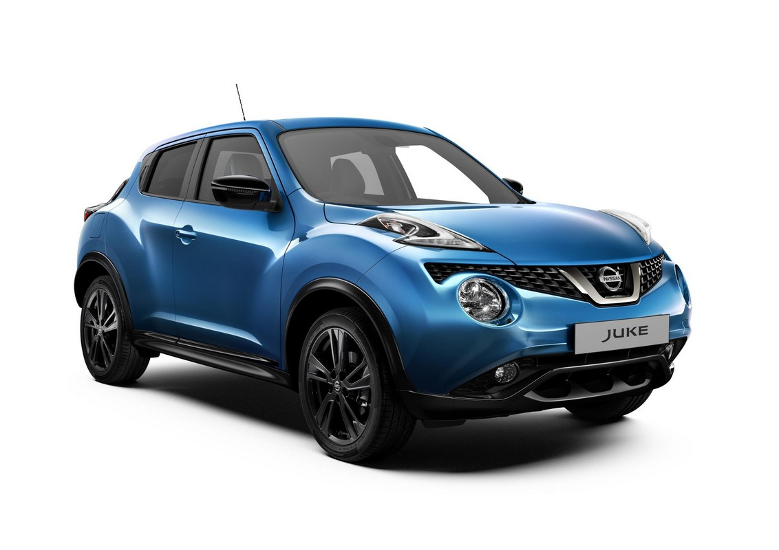 2018 Nissan Juke Gets Interesting Upgrades