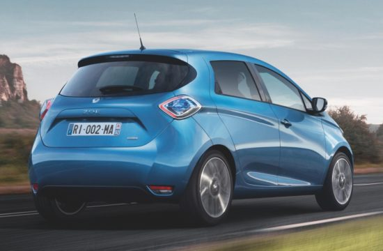 2018 Renault ZOE UK 1 550x360 at 2018 Renault ZOE UK Pricing and Specs Confirmed