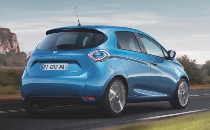 2018 renault zoe uk pricing and specs confirmed. Black Bedroom Furniture Sets. Home Design Ideas