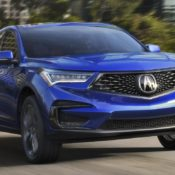 2019 Acura RDX 1 175x175 at 2019 Acura RDX Production Commences at Ohio Plant