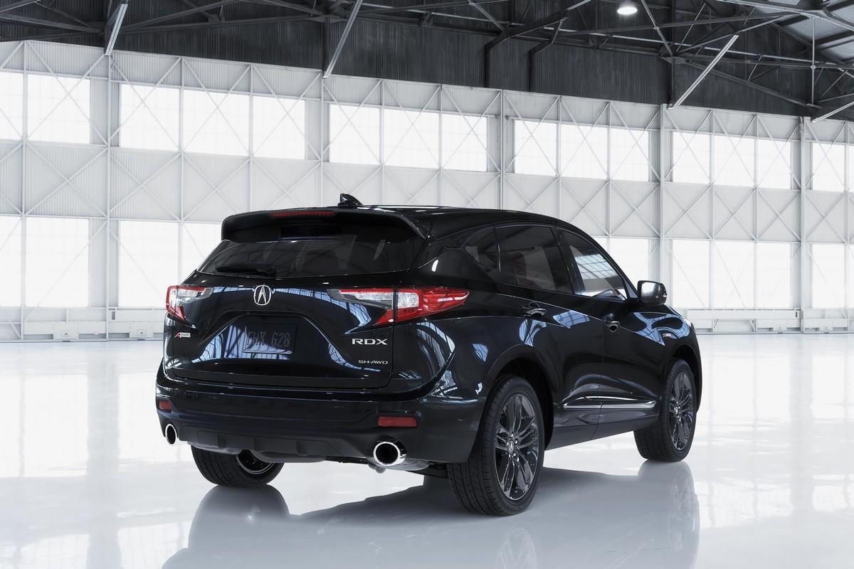2019 Acura RDX Is Handsome, Dynamic, High-Tech