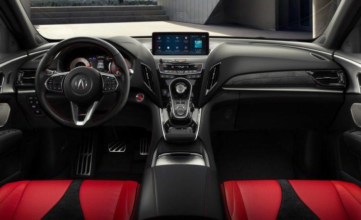 2019 Acura RDX 9 730x445 at 2019 Acura RDX Is Handsome, Dynamic, High Tech