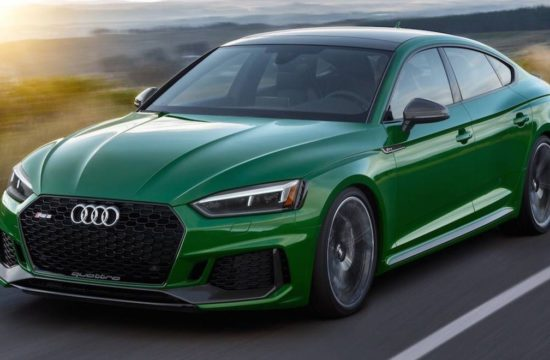 2019 Audi RS5 Sportback 3 550x360 at 2019 Audi RS5 Sportback Unveiled in New York
