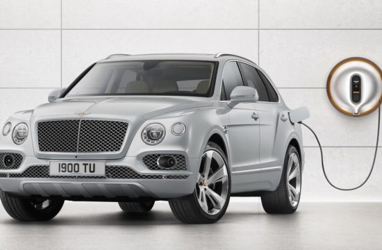 2019 Bentley Bentayga Hybrid 1 550x360 at 2019 Bentley Bentayga Hybrid Offers Efficient Luxury