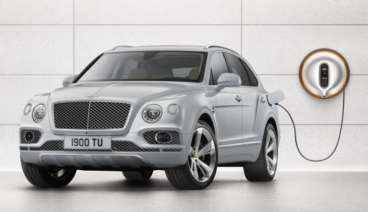 2019 Bentley Bentayga Hybrid 1 730x421 at 2019 Bentley Bentayga Hybrid Offers Efficient Luxury