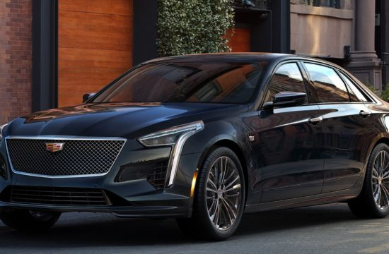 2019 Cadillac CT6 V Sport 1 550x360 at 2019 Cadillac CT6 V Sport Announced with 550 Horsepower