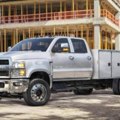2019 Chevrolet Silverado Heavy Duty 2 175x175 at Official: 2019 Chevrolet Silverado Heavy Duty (4500HD, 5500HD, 6500HD)