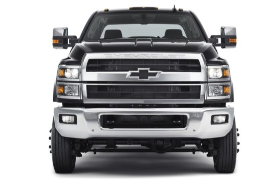 2019 Chevrolet Silverado Heavy Duty 6 550x360 at Official: 2019 Chevrolet Silverado Heavy Duty (4500HD, 5500HD, 6500HD)