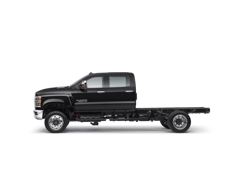 Official 2019 Chevrolet Silverado Heavy Duty 4500hd 5500hd 6500hd