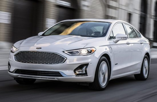 2019 Ford Fusion 1 550x360 at 2019 Ford Fusion Announced with Standard Co Pilot