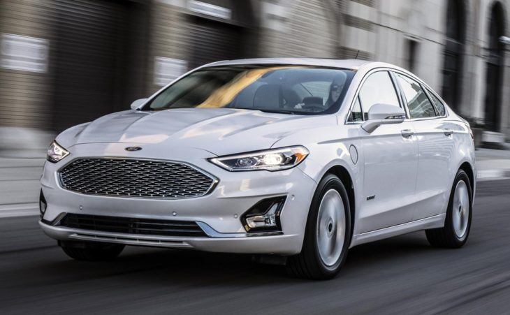 2019 Ford Fusion 1 730x451 at 2019 Ford Fusion Announced with Standard Co Pilot