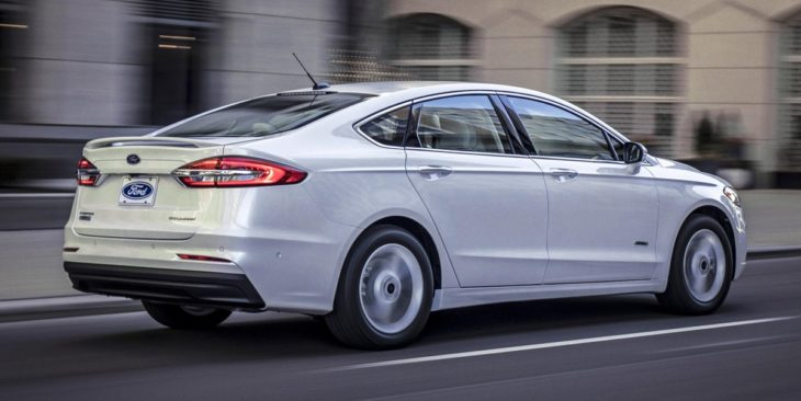 2019 Ford Fusion 2 730x366 at 2019 Ford Fusion Announced with Standard Co Pilot