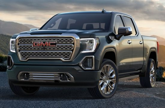 2019 GMC Sierra 1 550x360 at 2019 GMC Sierra Revealed with Super Clever Tailgate