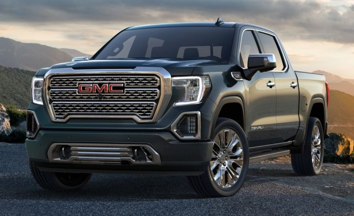 2019 GMC Sierra 1 730x445 at 2019 GMC Sierra Revealed with Super Clever Tailgate