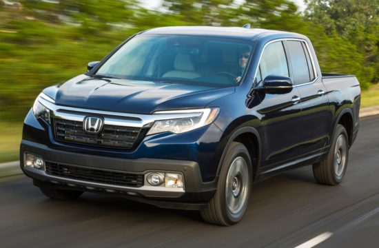 2019 Honda Ridgeline 1 550x360 at 2019 Honda Ridgeline Pickup Priced from $29,990