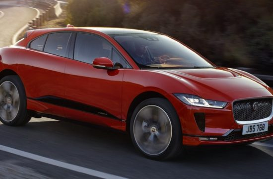 2019 Jaguar I Pace 1 550x360 at 2019 Jaguar I Pace   Details, Specs, Pricing