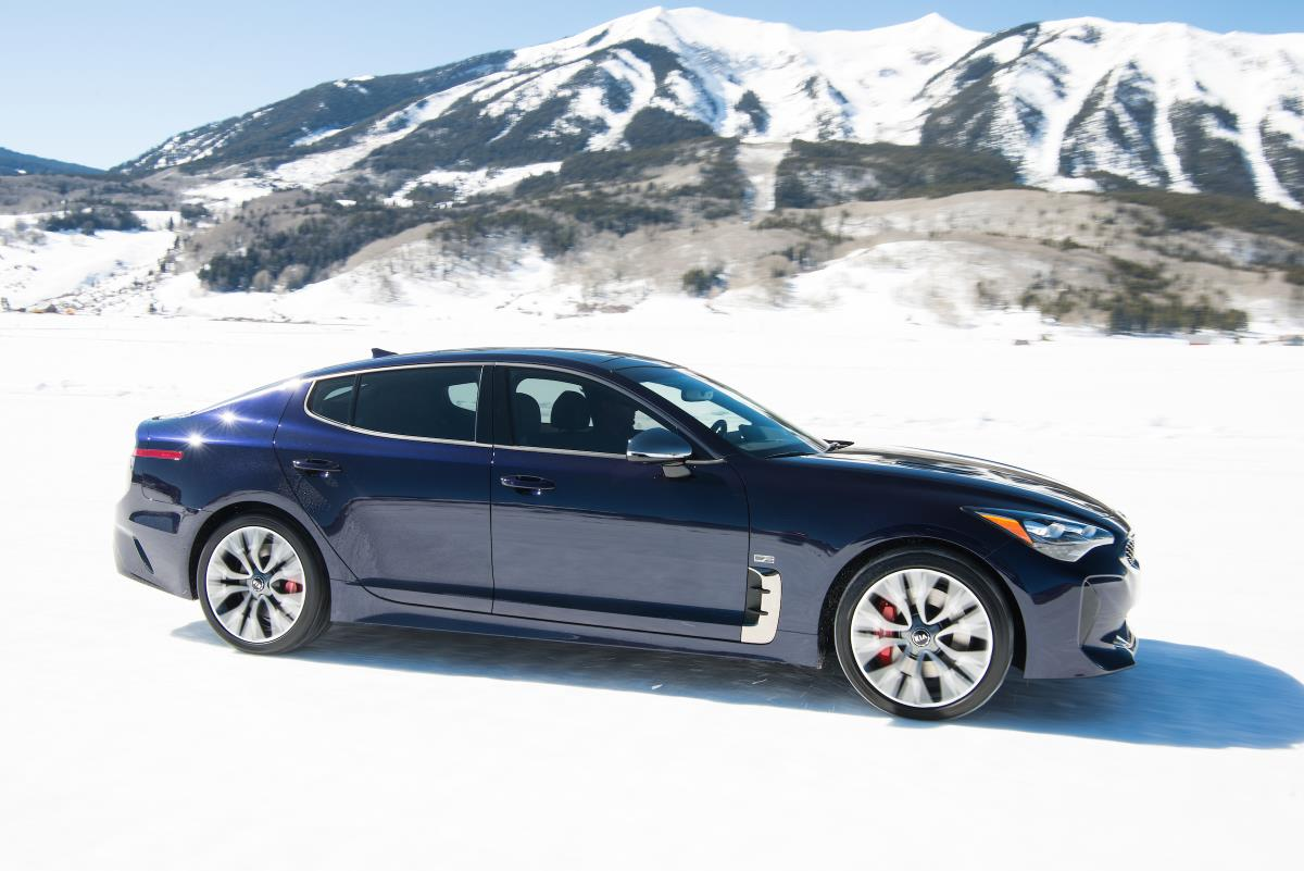 Kia Stinger Msrp >> Official: 2019 Kia Stinger GT Atlantica Limited Edition