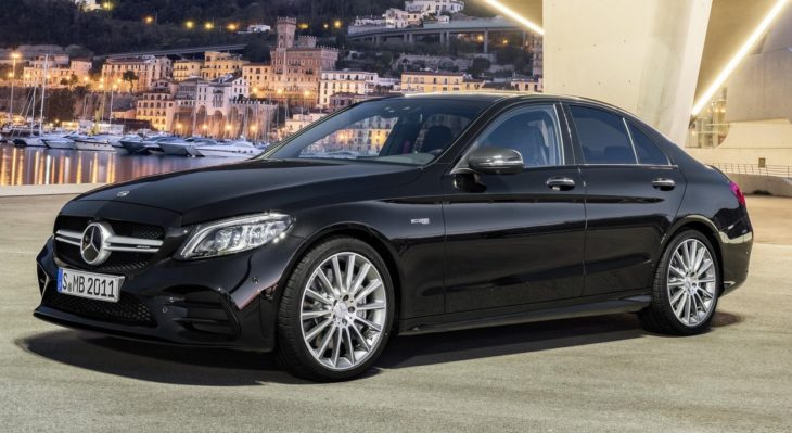 2019 Mercedes AMG C43 1 730x399 at Official: 2019 Mercedes AMG C43 with 390 Horsepower