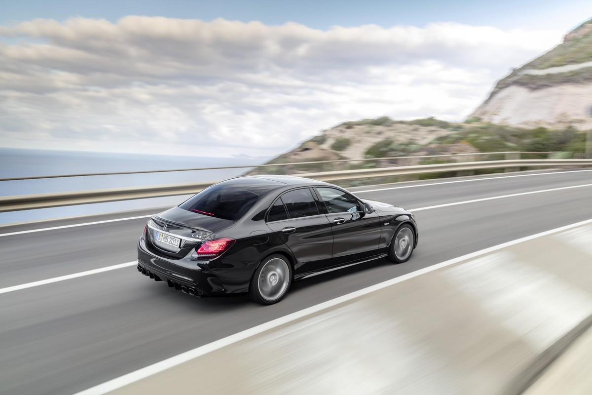 Official: 2019 Mercedes-AMG C43 with 390 Horsepower