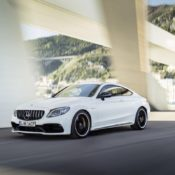 2019 Mercedes AMG C63 S 1 175x175 at 2019 Mercedes AMG C63 S Coupe arrives with 510 hp