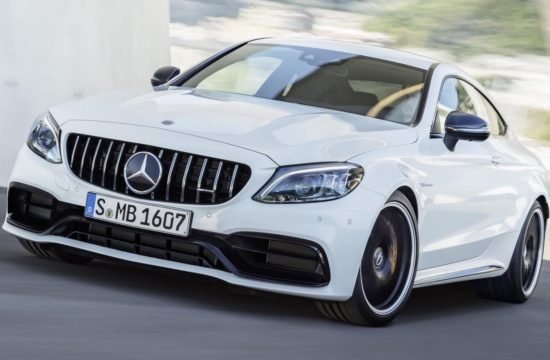 2019 Mercedes AMG C63 S 3 550x360 at 2019 Mercedes AMG C63 S Coupe arrives with 510 hp