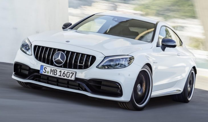2019 Mercedes AMG C63 S 3 730x427 at 2019 Mercedes AMG C63 S Coupe arrives with 510 hp